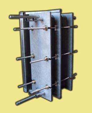Comprar Accesorios Ordeñadoras / Placa Doble de Enfriado Refrescado o Intercambiadora de Calor