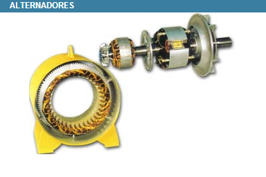 Comprar Alternador Estator- Rotor