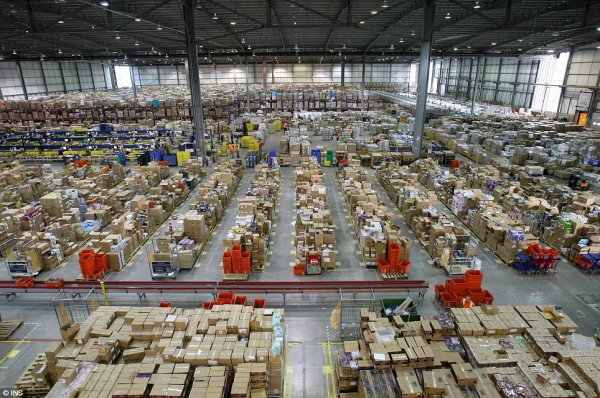 Comprar Centros de distribución