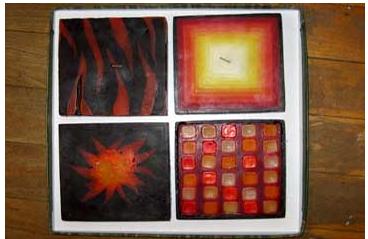 Comprar Velas mosaico