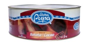 Comprar Dulce de Batata con Chocolate en lata