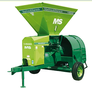 Comprar Moledora - Embutidora grano húmedo M&S-M-699