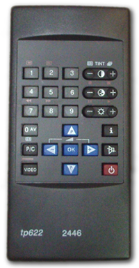Comprar Control remoto TV Admiral