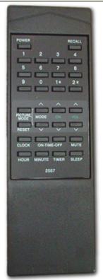 Comprar Control remoto TV Alfide