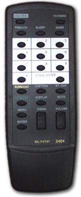 Comprar Control remoto TV Audinac