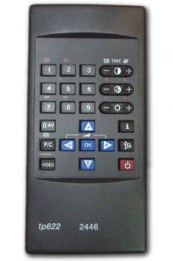 Comprar Control remoto TV Bru
