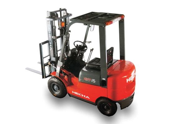 Comprar Autoelevador Diesel Hecha FD15T