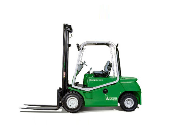 Comprar Autoelevador Diesel Cesab Diesel LPG