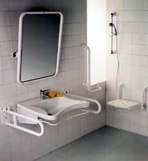 Baños para discapacitados comprar en Mar del Plata