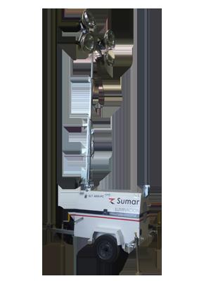 Comprar Torres de iluminación 4000/6000/8000 Watts