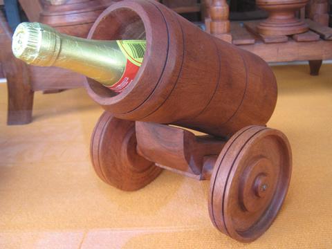 Comprar Bodeguero cañón de mesa