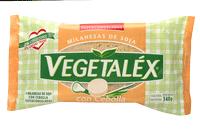 Comprar Milanesa de soja con cebolla Vegetalex