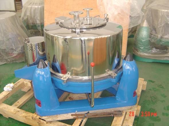 Comprar Centrifuga de Canasto D-120 para Desgomado de Aceite de Soja