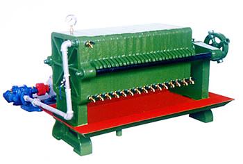 Comprar Filtro Prensa Modelo F-307