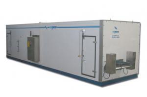 Comprar Túnel móvil de congelado continuo IQF