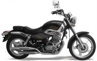 Comprar Motocicleta Chopera GILERA YL275