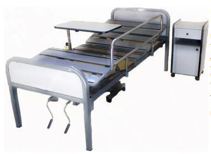 Comprar Cama Ortopédica de Internación