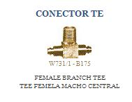 Comprar Conector Te