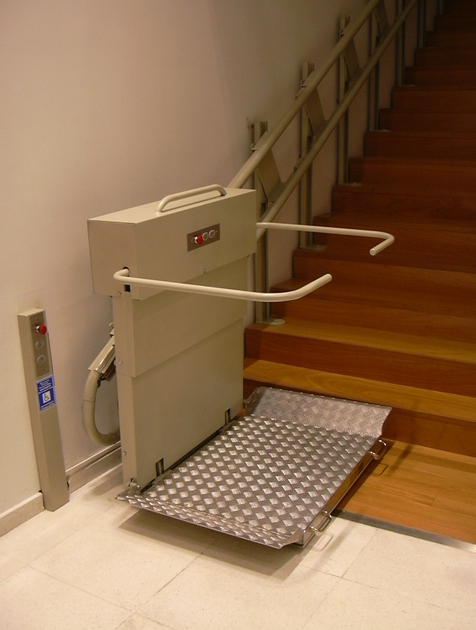 Comprar Plataformas para sillas de ruedas AS30