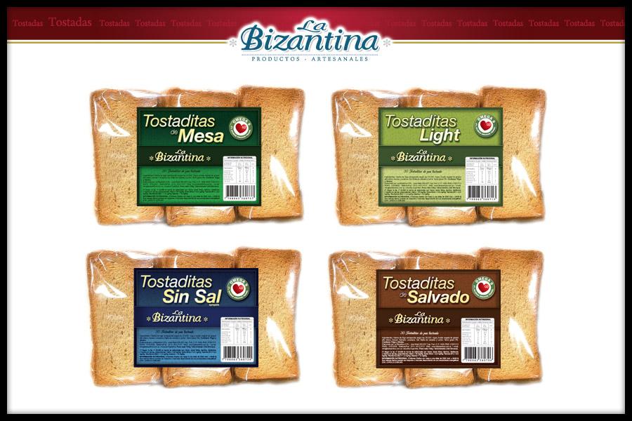 Comprar Lonjitas La Bizantina