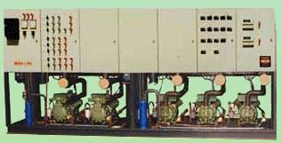 Comprar Centrales de frío a tornillos
