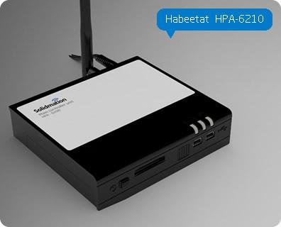 Comprar Unidad principal de control para gestionar instalaciones múltiples Habeetat® HPA-6210