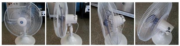 Comprar Ventilador turbo blanco