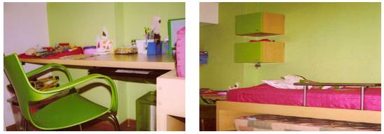Comprar Juego de dormitorio laqueado en Wengue