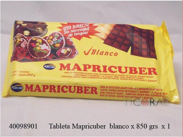 Comprar Chocolate Mapricuber
