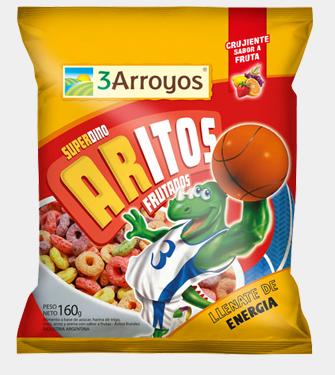 Comprar Aritos frutados