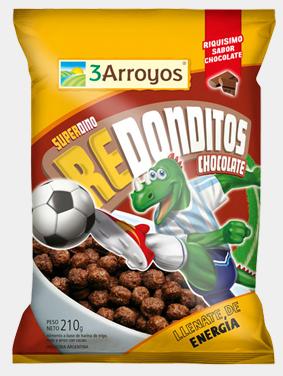 Comprar Redonditos de chocolate