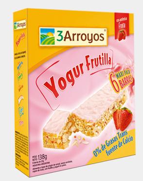 Comprar Barrita de Yogurt frutilla