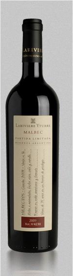 Comprar Vino tinto Lariviere Yturbide
