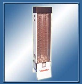 Comprar Calefactor de cuarzo vertical 220 V 1200 W