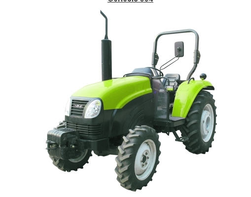 Comprar Tractores Genesis 500 н Genesis 504