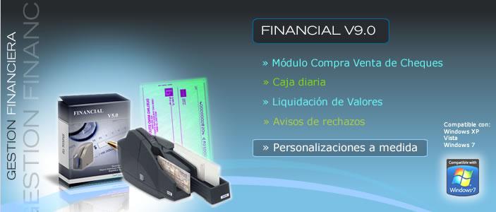 Comprar Software compra de cheques