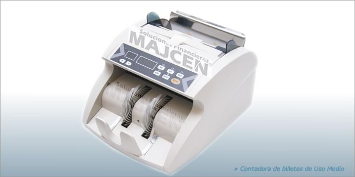 Comprar Contadora de billetes modelo KLD-2200 MAJCEN