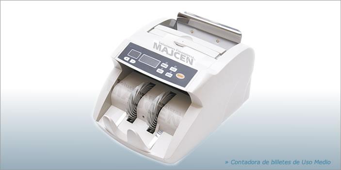 Comprar Contadora de billetes modelo KLD-2100 MAJCEN