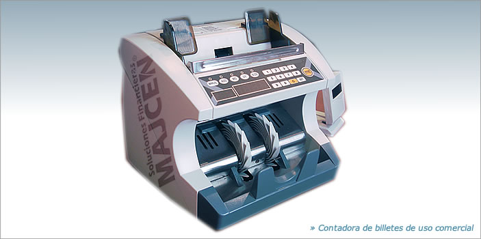 Comprar Contadora de billetes modelo KLD-501 MAJCEN