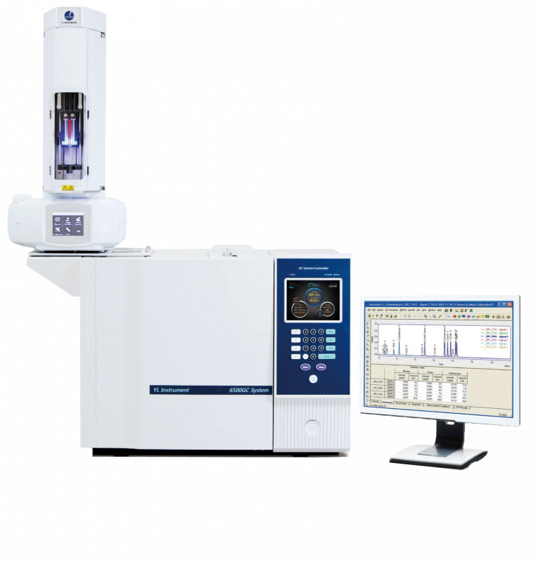 CROMATOGRAFO PARA GASES YL INSTRUMENT - YL6500