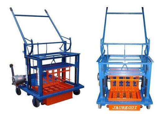 Comprar BLOQUERA PONEDORA JAUREGUI 0341-4632759 metalurgicajauregui-com-ar
