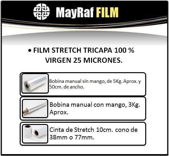 Comprar Film Stretch Bobinas