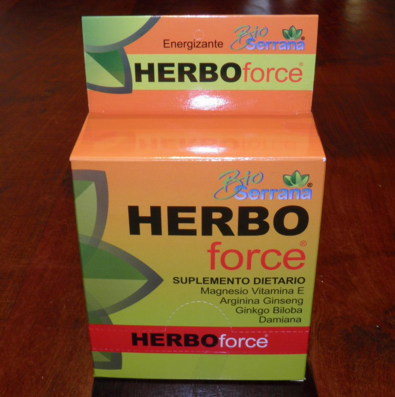 HERBOForce Bioserrana
