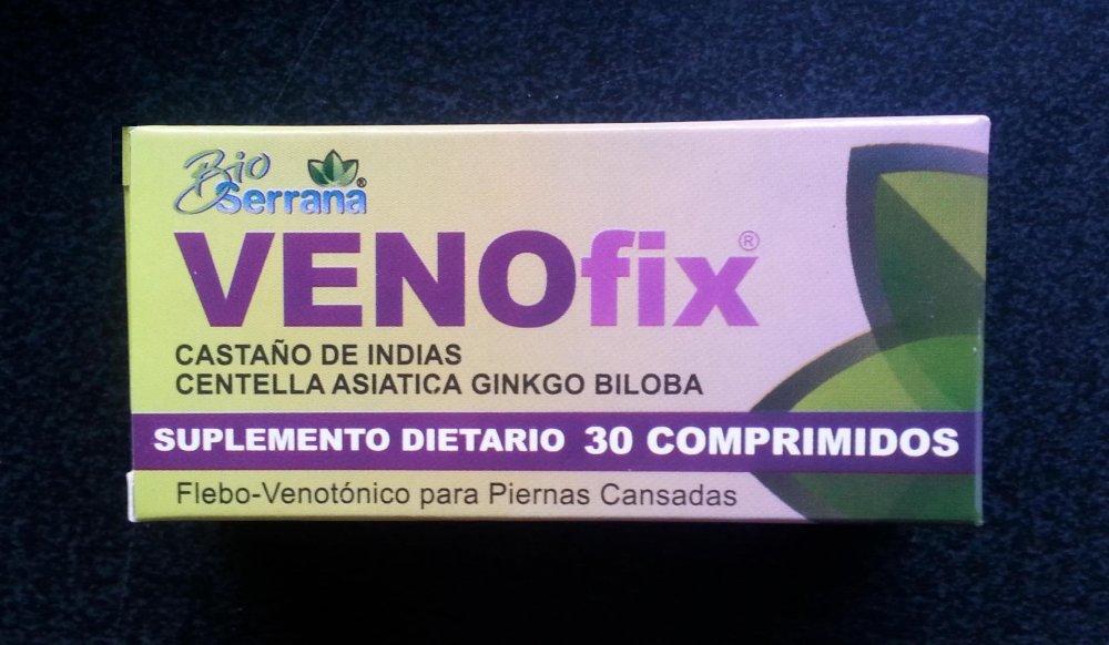 Comprar VENOfix Bioserrana