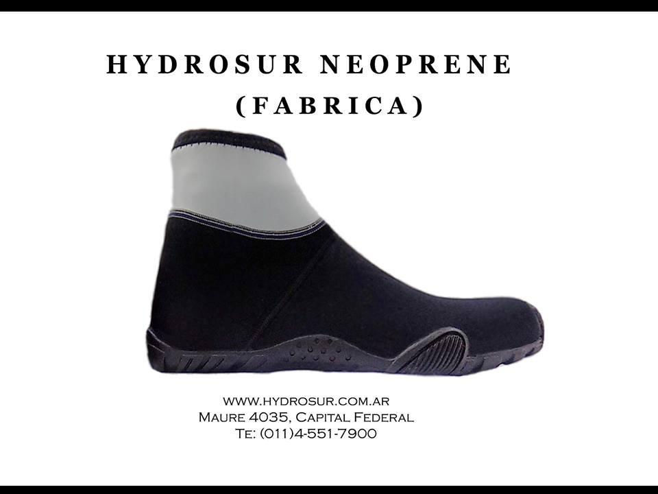 Comprar Fabrica de Botas de Neoprene y zapatillas de neoprene