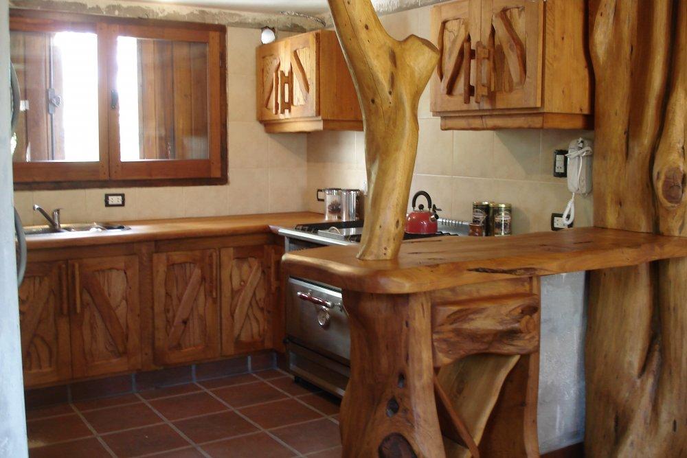 Comprar Muebles de Cocina Rusticos