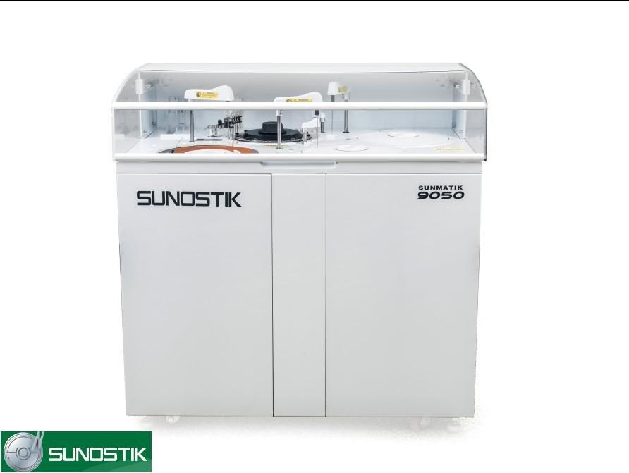 Comprar Sunostik SUNMATIK-9050 Analizador de Bioquimica Automatica (400t/h)