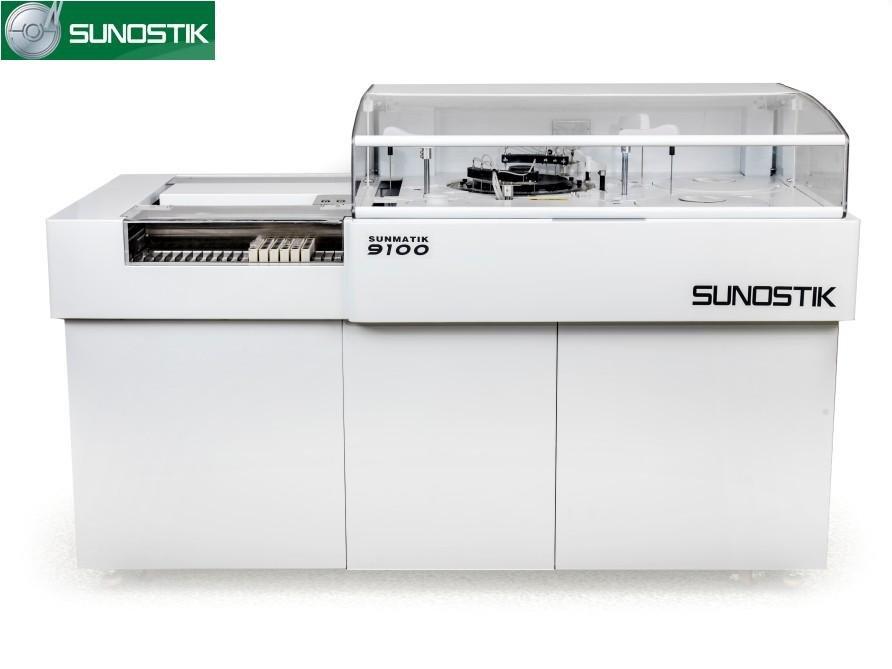 Comprar Sunostik SUNMATIK-9100 Analizador de Bioquimica Automatica (800t/h)
