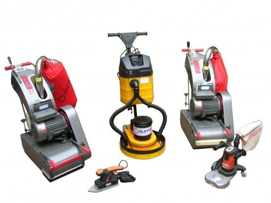 Buy Polishing machines for parquet