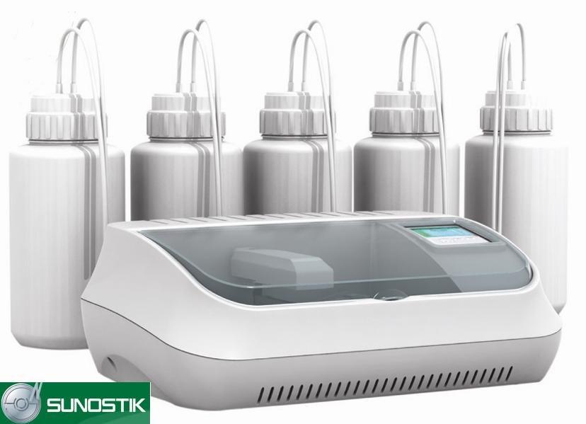 Comprar Sunostik Elisa Washer SAR-520B lavadora de microplacas